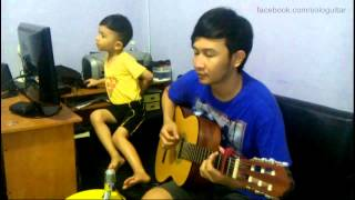 (Ungu) Tercipta Untukku + (adele) Someone like you - Nathan Fingerstyle