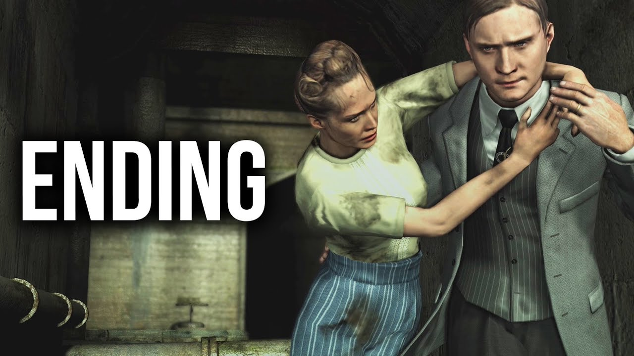After Credits Scene Discussion (SPOILERS) - L.A. Noire ...