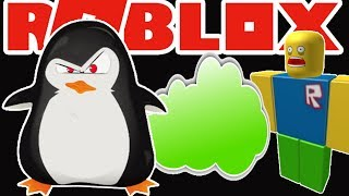 ROBLOX | Giant Farting Penguin ??