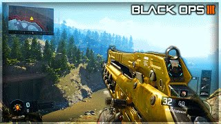GLITCH | Sortir de la Carte Redwood sur Black Ops 3 ! GLITCH BO3