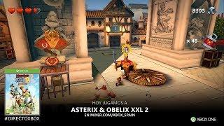 #DirectoXbox AstérixyObélix XXL2