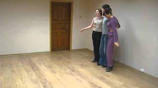 Танцы в группе