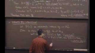 Real Analysis, Lecture 6: Principle of Induction