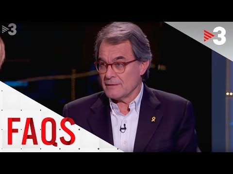 Artur Mas: 'Jordi Sànchez és el meu candidat'