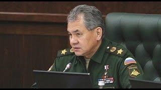 صدى البلد | شاهد ما قام به وزير الدفاع الروسي في زيارة القاهرة