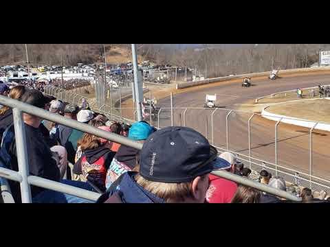 Port Royal Speedway 410 Spints Heat Race 4 3-8-2020