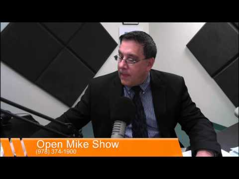 Open Mike Show Aug. 3, 2015