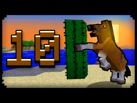 ✔ Minecraft: 10 Things You Didn't Know About the Horse