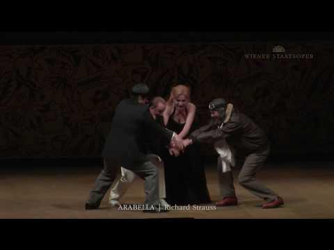 Richard Strauss: ARABELLA (Trailer) | Wiener Staatsoper