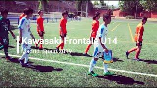 Kawasaki Frontale U14 , Madrid 2019