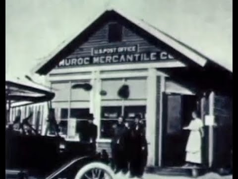 History of Muroc, California (now Edwards AFB)