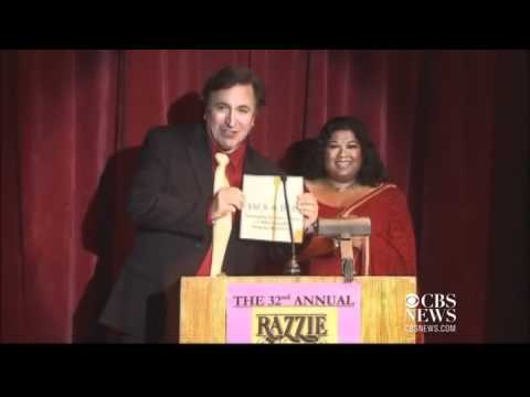 Adam Sandler sweeps Razzies