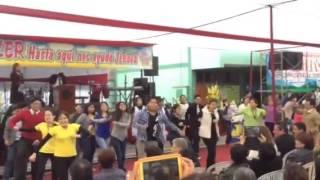"""""""El sueño del Señor"""" Flashmob Juventud Iacym CNC"""