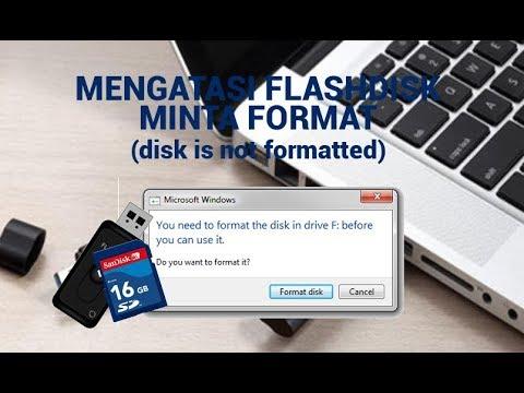 CARA MENGHAPUS FILE YANG TIDAK BISA DIHAPUS Di video kali ini saya berbagi cara menghapus file yang .