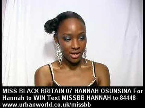 urbanworld - Miss Black Britain 07 (Hanna)