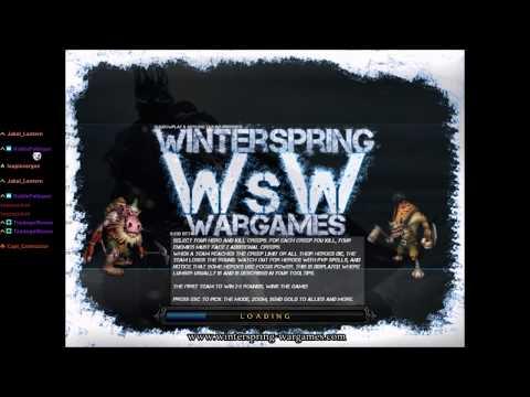 AoE Funtime!!! Rabbits vs Sheep | Warcraft 3 Custom Games!