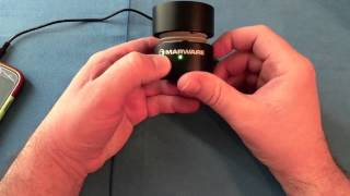 MARWARE UpSurge speaker review