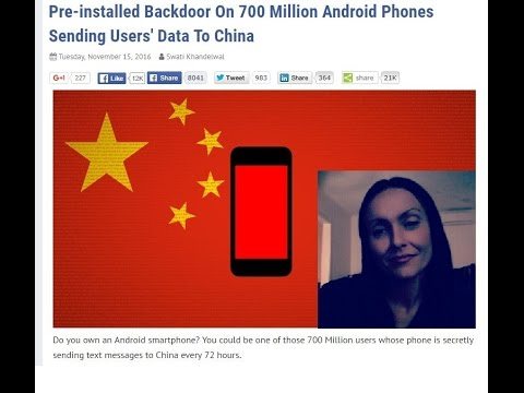 700 Million Android Phones have been Hacked by China- The News You NEED ep 2