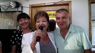 Хания Фархи на теплоходе Чайка в г. Уфа часть 1