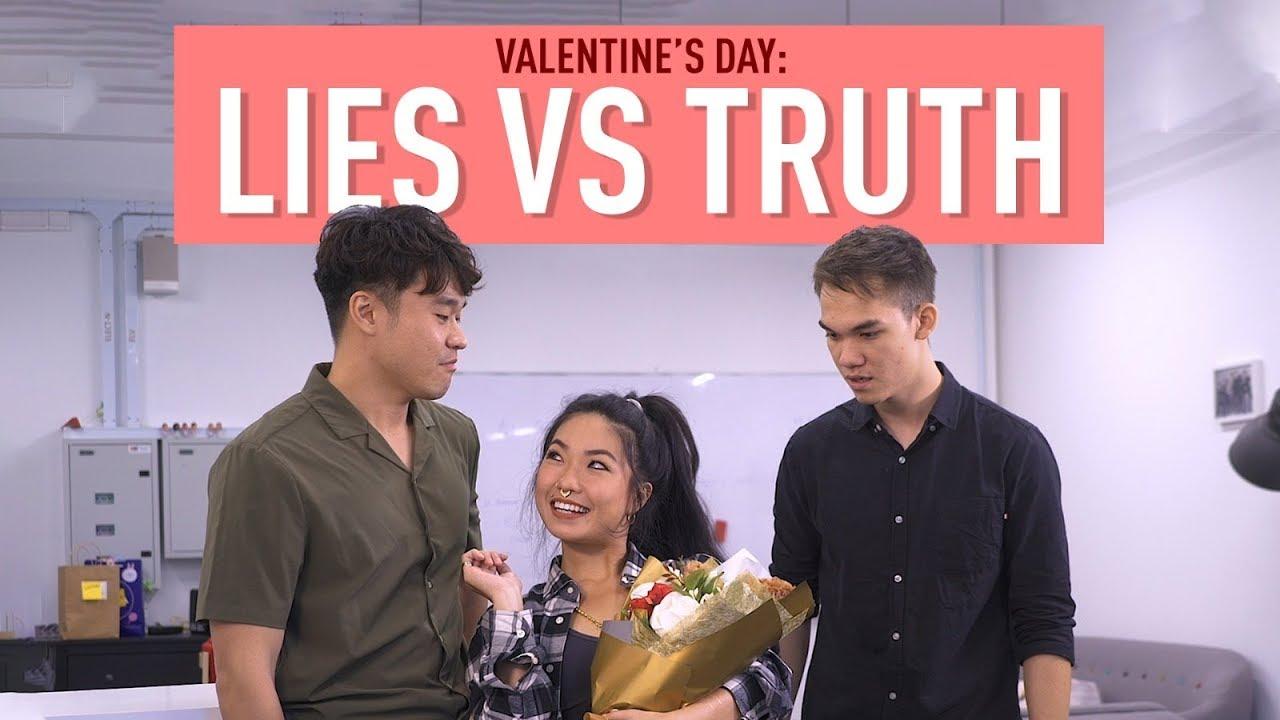 Valentine's Day - Lies vs Truth