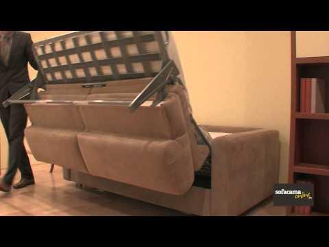 Sof cama de alta calidad y dise o actual modelo atlas for Modelos de sofa cama