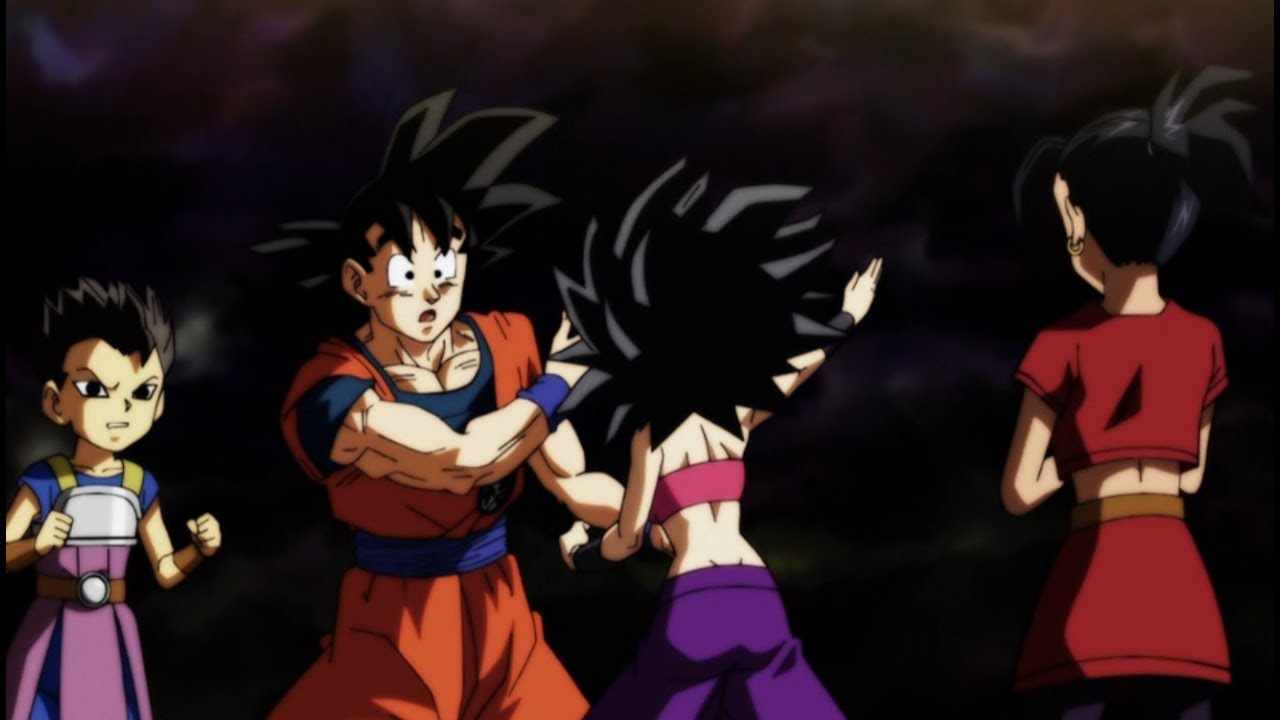 goku and chichi first meet episode
