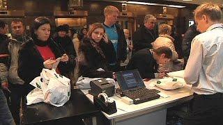 Tourisme et luxe : deux secteurs impactés par la récession en Russie - economy