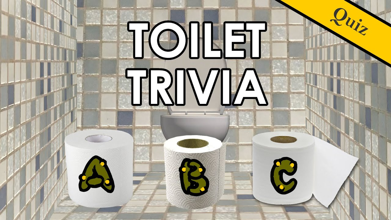 Toilet Trivia The Ultimate Virtual Pub Quiz 2 Youtube