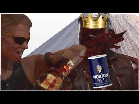 MK11 SALT HALL OF FAME: KING ROBB SALT, FIRST OF HIS NAME