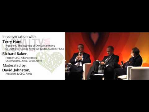 Legends of Loyalty featuring AIMIA, Virgin Active and Customer & Co
