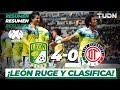 Los Mejores Goles De León - Campeón Apertura Liga MX 2013 | Liga MX | NBC Deportes