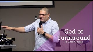 God of Turnaround | Pastor Andrew Beling (13-12-2020)