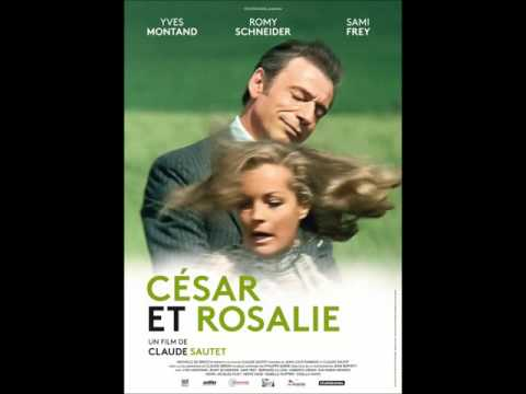 César et Rosalie Romy Schneider soundtrack