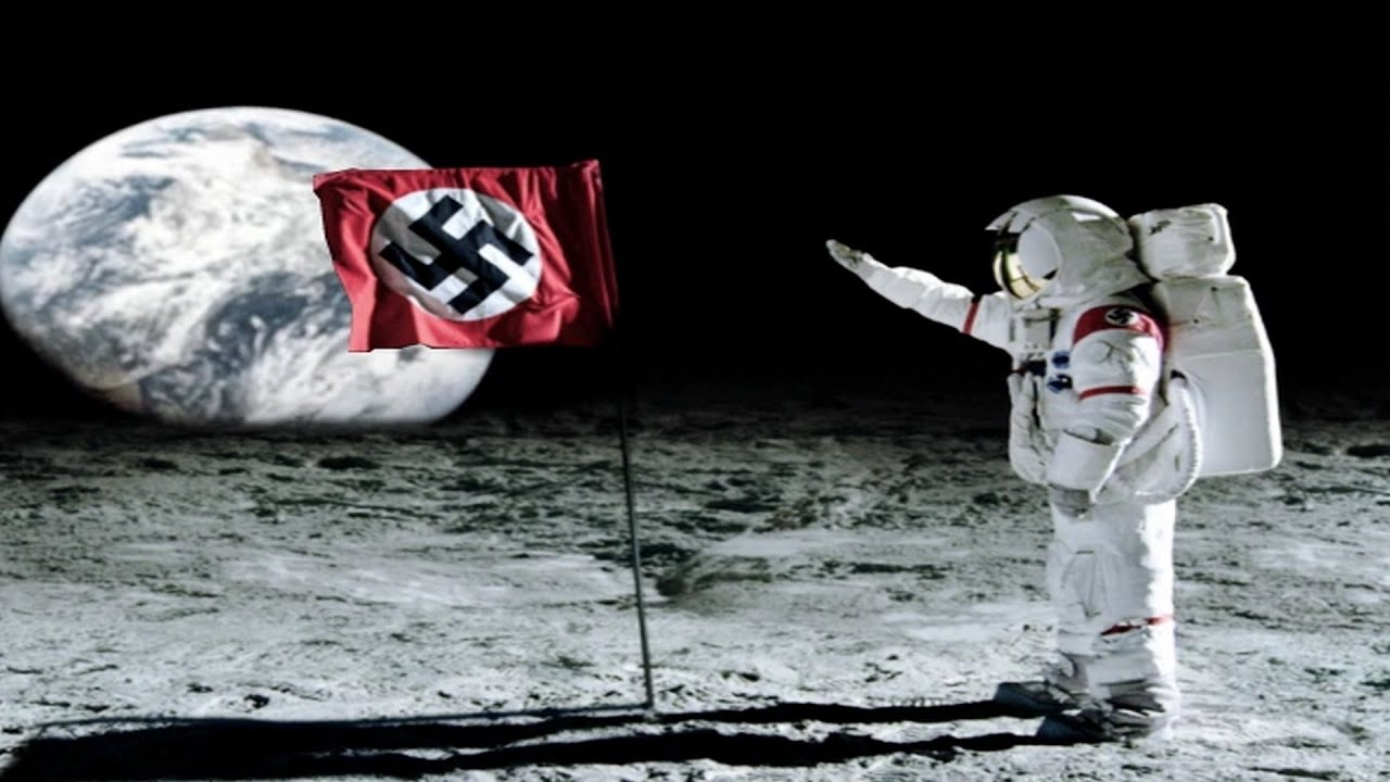 germany nazi on moon landing images - photo #15