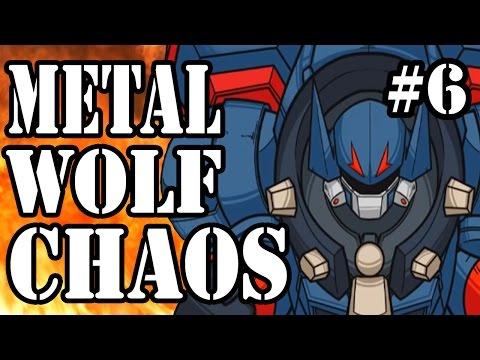 Super Best Friends Play Metal Wolf Chaos (Part 6)