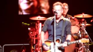 Highway To Hell - Bruce Springsteen - Perth Arena 8-2-14