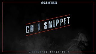 Olexesh - Authentic Athletic 2 // CD1 [Official Snippet]
