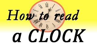 時計の読み方【how To Read A Clock In Japanese】