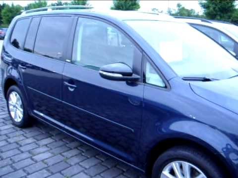 VW Touran Van