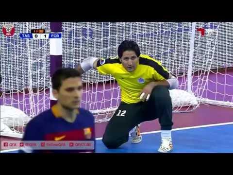 Tasisat Daryaei Vs FC Barcelona Lassa -  Futsal Intercontinental Cup