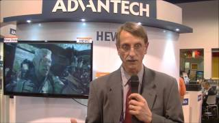 NAB 2014 - Advantec Shows HEVC Encode Using DSP Approach