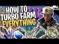 FORTNITE - New Way To Turbo Farm Everything In Save The World