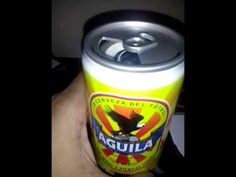 Lata aguila reproductor mp3 radio parlante potente Videos De Viajes