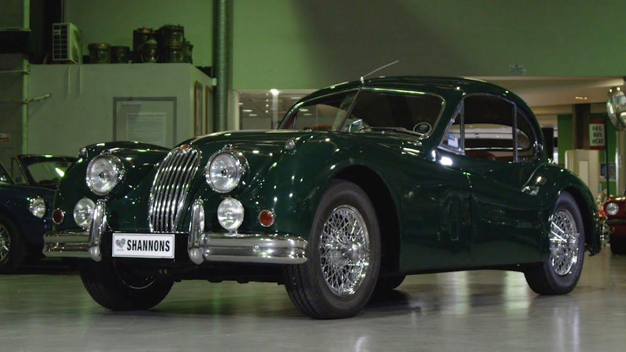 1956 Jaguar XK140 Fixed Head Coupe - 2020 Shannons Autumn Timed Online Auction