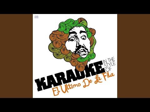 Musico Loco (Karaoke Version) mp3