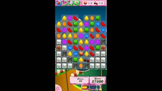 Candy Crush Saga: Level 152 game-play
