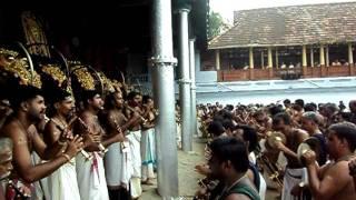 Panchari Melam - Tripunithura Vrishchikolsavam 2011, Day3, Part 1