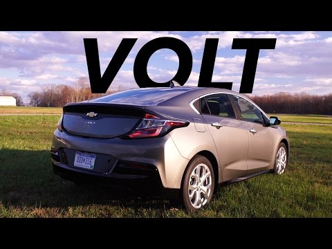 2016 Chevrolet Volt Quick Drive | Consumer Reports