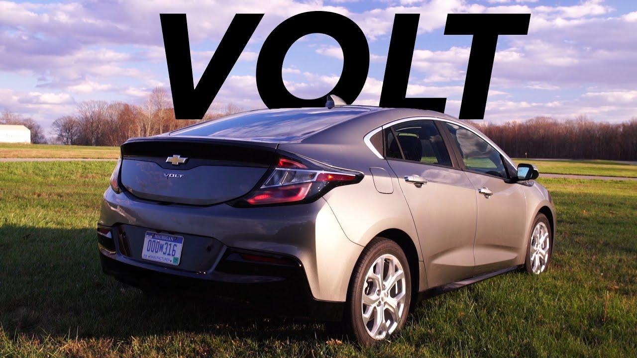 Download 2016 Chevrolet Volt Quick Drive | Consumer Reports