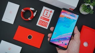 Unboxing OnePlus 5T Indonesia!